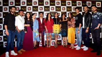 Trailer launch of Ekta Kapoor's upcoming web series 'Haq Se'