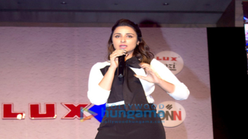 Varun Dhawan and Parineeti Chopra graces the LUX event
