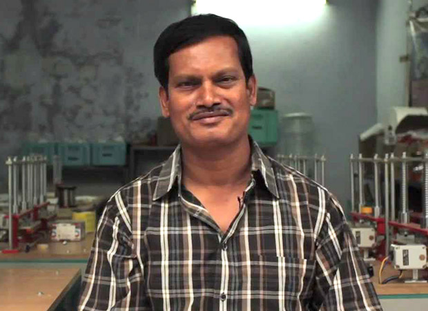 """I cried with happiness when I saw Akshay Kumar playing me"" - Arunachalam Muruganantham"