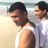 Sonam Kapoor and Anand Ahuja steal some private moments at Mohit Marwah's weddingSonam Kapoor & Anand Ahuja steal some private moments at Mohit Marwah's wedding