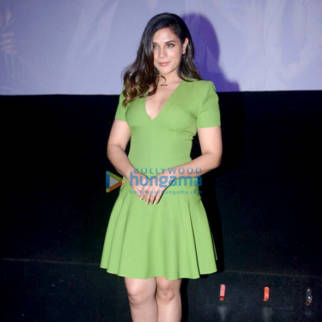 Aditi Rao Hydari, Richa Chadda and others snapped at Daas Dev first look release