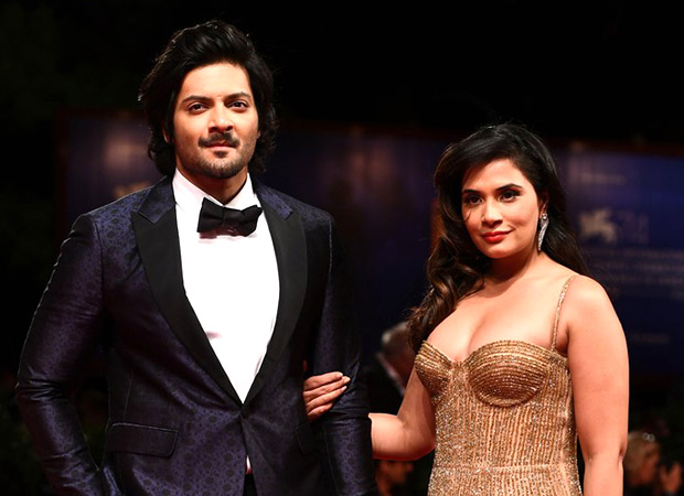 Ali Fazal to attend Oscars along with ladylove Richa Chadha