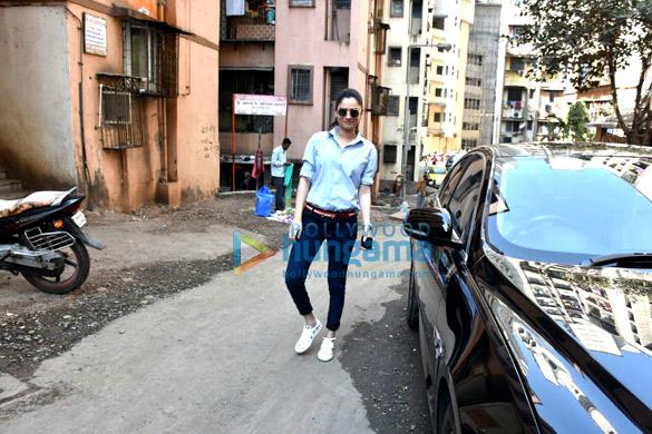 Ankita Lokhande spotted at Malad (4)