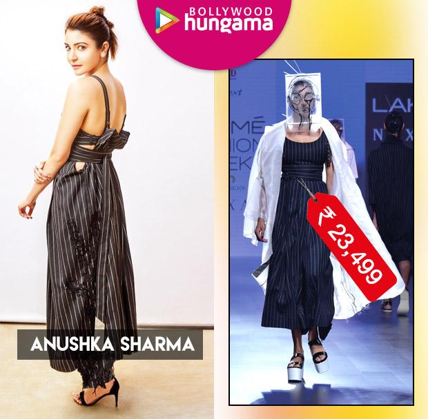 Weekly Celeb Splurges: Anushka Sharma in Two Point Two