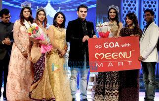 Arbaaz Khan judges Miss & Mrs Tiara 2018 contest