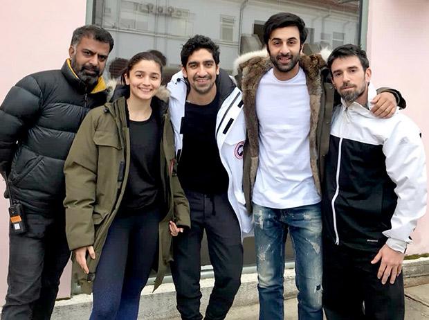 Brahmastra trainer praises Ranbir Kapoor, Alia Bhatt and Ayan Mukerji's hard work in a heartwarming post