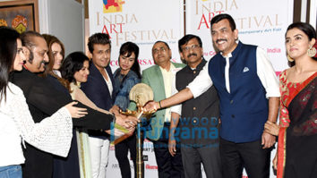 Celebs grace India Art Festival inauguration