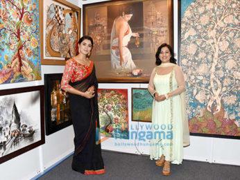 Celebs grace India Art Festival inauguration