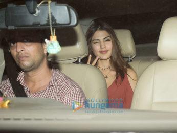 Celebs grace Karan Johar's Valentine's Day party