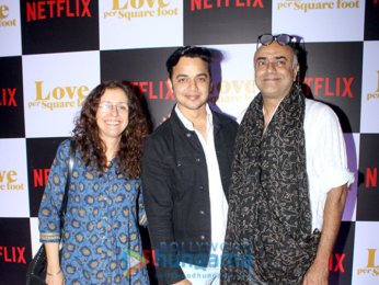 Celebs grace Netflix's special screening of 'Love Per Square Foot'