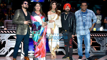 Daler Mehndi and Mika Singh visit the sets of Super Dancer Chapter 2