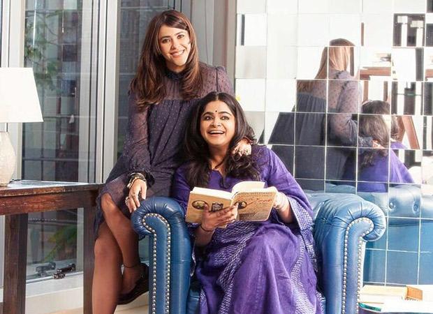 Ekta Kapoor and Ashwiny Iyer Tiwari team up for a light hearted love story! Details inside