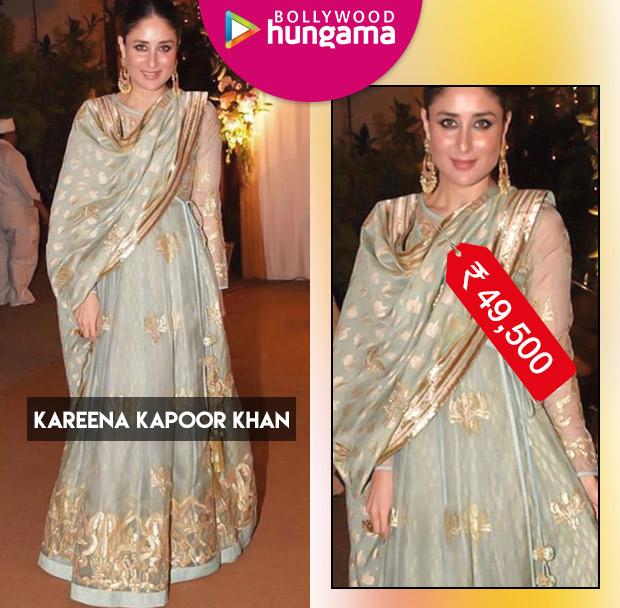 Weekly Celeb Splurges: Kareena Kapoor Khan in Simar Dugal