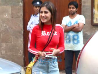 Karishma Sharma spotted at Indigo Cafe in Bandra