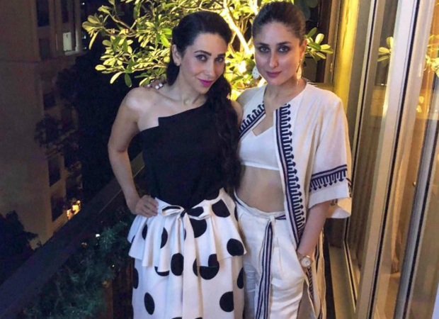 KAPOOR LADIES LIVE! Karisma Kapoor and Kareena Kapoor Khan to come together for their first live appearance