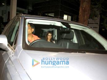 Kriti Sanon snapped at Ashutosh Gowarikar's office in Khar