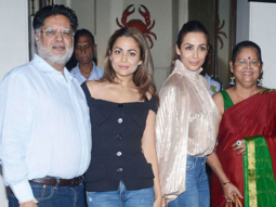 Malaika Arora & Sister Amrita Spotted With Their Parents For Dinner At A Restaurant