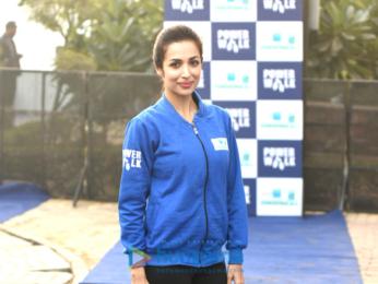 Malaika Arora, Ayushmann Khurrana and Sanya Malhotra grace MAX Bupa's Power Walk