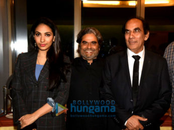 Niddhi Agrewal, Diana Penty and others grace the special screening of 'Pad Man'