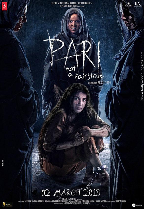 PARI (2018) con ANUSHKA SHARMA + Jukebox + Online Pari-4-1