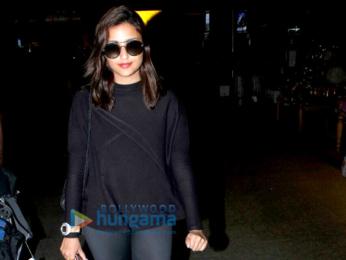 Parineeti Chopra, Urvashi Rautela, Shraddha Kapoor and others snapped at the airport