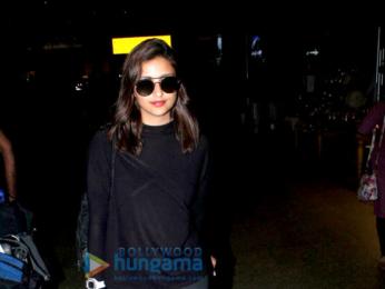 Parineeti Chopra, Urvashi Rautela, Shraddha Kapoor and others snapped at the airport-7