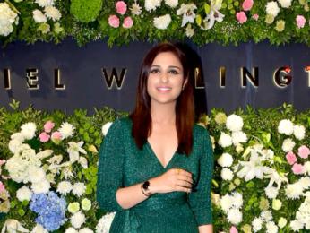 Parineeti Chopra snapped at the Daniel Wellington store launch