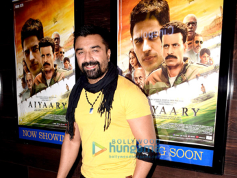 Pooja Chopra, Anup Soni and others grace the premiere of Aiyaary at Cinepolis