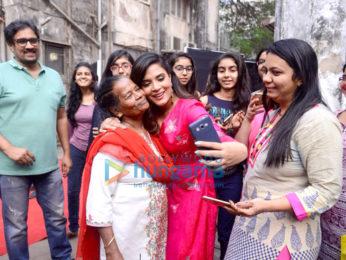 Pulkit Samrat, Richa Chadha and others snapped at 3 Storeys trailer launch
