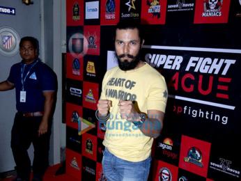 Randeep Hooda snapped at MTV Super Fight League