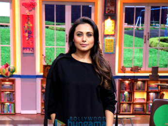 Rani Mukerji and Ram Kapoor promote Discovery JEET's Comedy High School