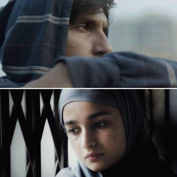 First look of Ranveer-Alia's 'Gully Boy' out
