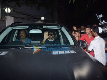 Ranveer Singh snapped in Mumbai