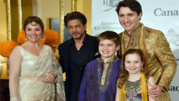 WOW! Shah Rukh Khan & Aamir Khan charm their way into Canadian PM Justin Trudeau's heart