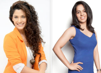 Saiyami Kher shares her Monday motivation routine with badminton champ Saina Nehwal