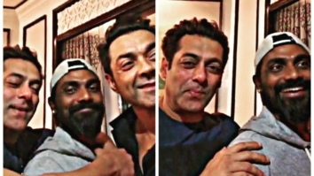 When Salman Khan video bombed the live chat of Bobby Deol