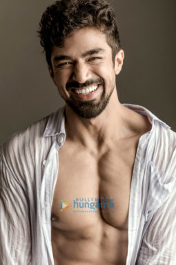 Celeb Photos Of Saqib Saleem