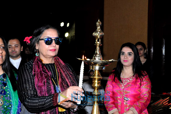 Shabana Azmi inaugurates 6th Annual International Conference
