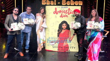 Shilpa Shetty launches 'The Diary of a Domestic Diva'