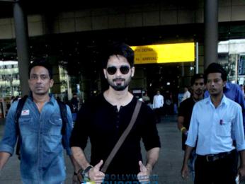 Shraddha Kapoor, Vidya Balan and others snapped at the airport