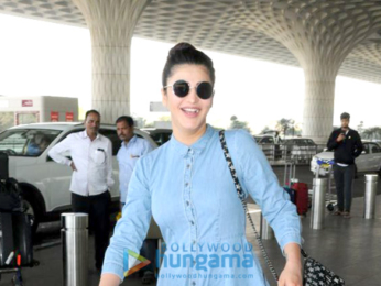 Shruti Haasan and Neha Kakkar snapped at the airport