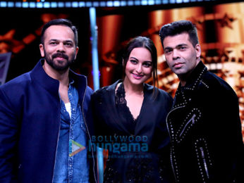 Sonakshi Sinha snapped at Filmistan Studio