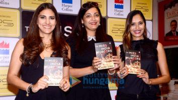 Ujjwala Raut and Parizad Kolah launch Gauri Sinh's latest mystery novel at Crossword bookstore