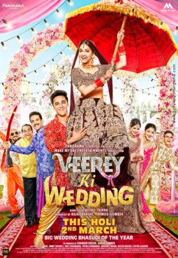 First Look Of The Movie Veerey Ki Wedding