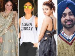 Weekly Celeb Splurges Kareena, Anushka, Diljit, Khushi, Janhavi