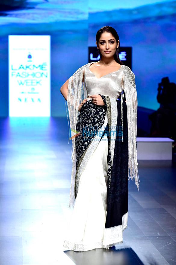 Lakme Fashion Week  Manish Malhotra Show