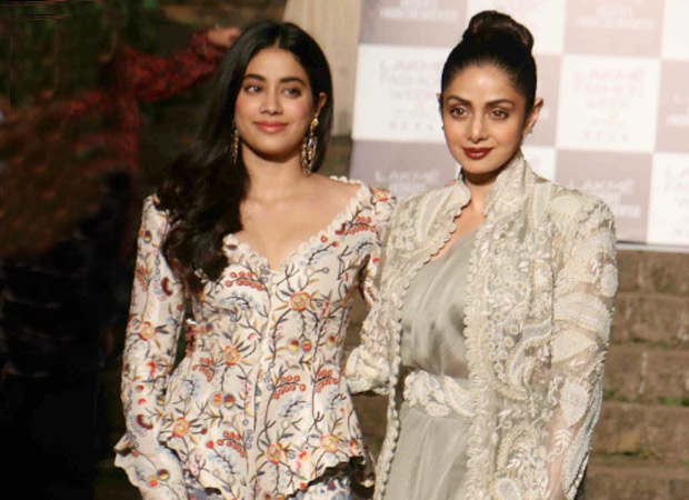 Watch: Mom Sridevi's fierce and protective stance for daughter Janhvi Kapoor