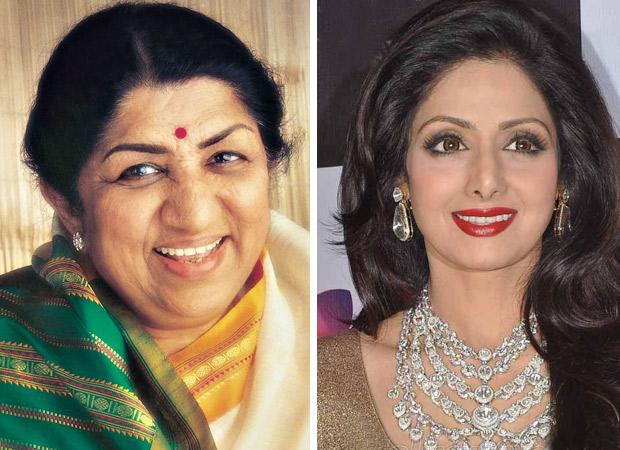 Lata Mangeshkar remembers Sridevi with melancholic affection