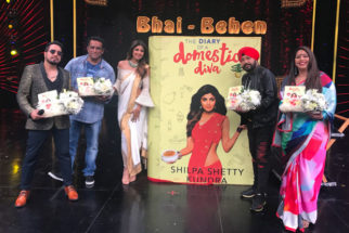 Check out: Shilpa Shetty Kundra launches 'The Diary of a Domestic Diva' on the show Super Dancer