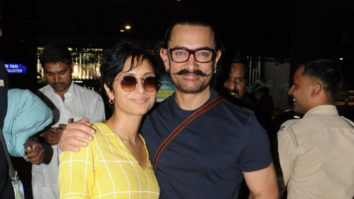 Aamir Khan Reveals About Amitabh Bachchan's HEALTH Thugs Of Hindostan Birthday Celebration